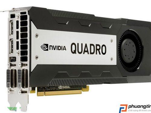 Card Nvidia Quadro K6000